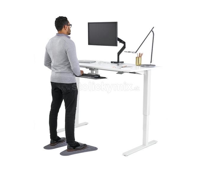 Podložka Humanscale MONARCH MAT B black Technogel®
