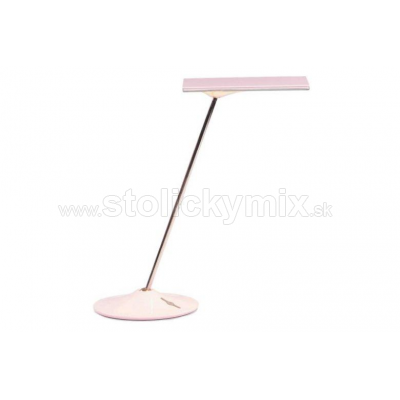 Stolová LED lampa HORIZON (MORNING PINK)