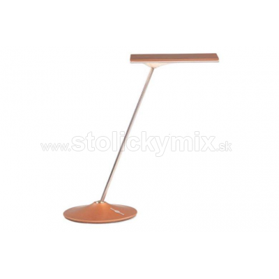 Stolová LED lampa HORIZON (BRONZE GOLD )